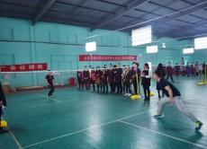 山东兆通网络科技有限公司举办第五届羽毛球比赛